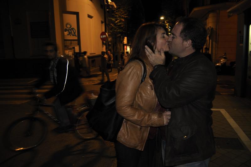 beso nocturno de noviembre