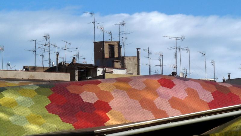 mercado y antenas