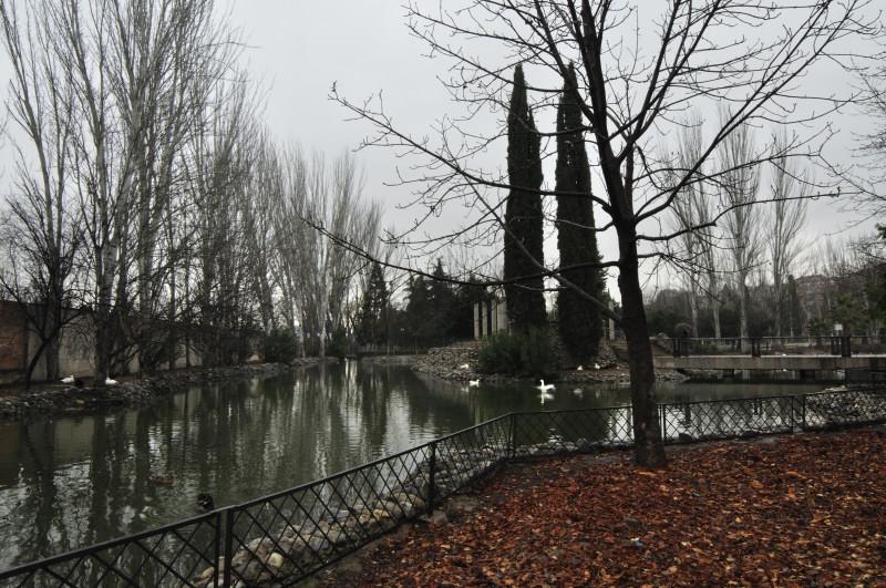 parque garcia lorca, estanque 6