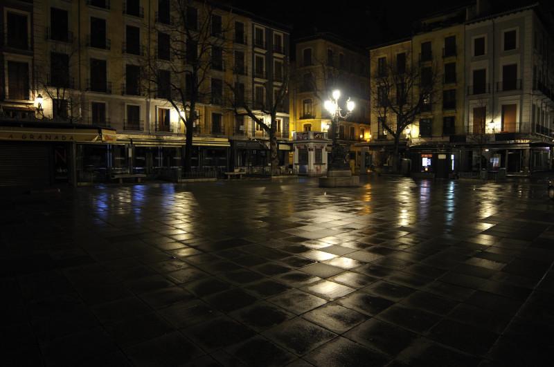 bibrrambla nocturna tras la lluvia 2