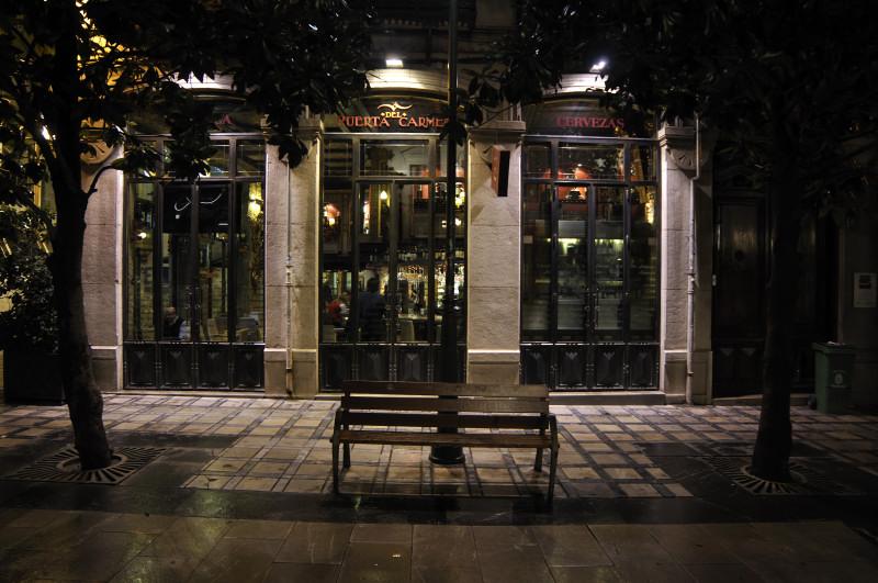 taberna en plaza del carmen